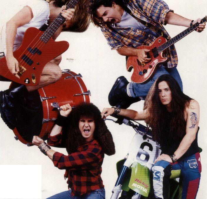 J. Scott Rockers2000 - Trixter